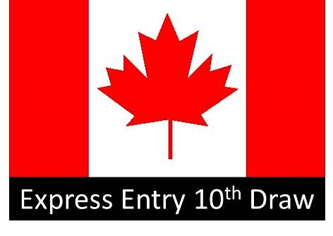 Express Entry 10th Draw
